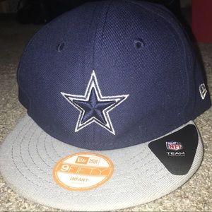 868c94cfa08 New Era Accessories - Authentic NFL Dallas Cowboys Infant SnapBack Cap